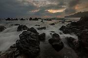 Laupahoehoe Point Beach Park, Big Island, Hamakua Coast
