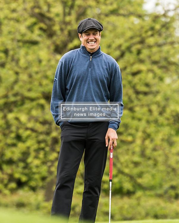 Vernon Kay at The ISPS HANDA Mike Tindall Celebrity Golf Classic<br /> <br /> (c) John Baguley   Edinburgh Elite media