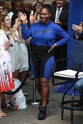 August 23, 2018 - New York, NY, USA - August 23, 2018  New York City..Serena Williams attending the 4th Annual Palace Invitational at the Lotte Palace Hotel on August 23, 2018 in New York City. (Credit Image: © Kristin Callahan/Ace Pictures via ZUMA Press)