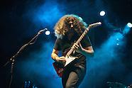 concerts - coheed & cambria - b.o.m.b. festival - 2011
