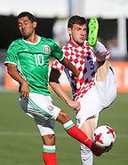 Soccer: Mexico vs Croatia