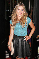 Sian Welby, Lipsy Glam - Fragrance Launch, The Cumberland Hotel, London UK, 29 August 2013, (Photo by Brett D. Cove)