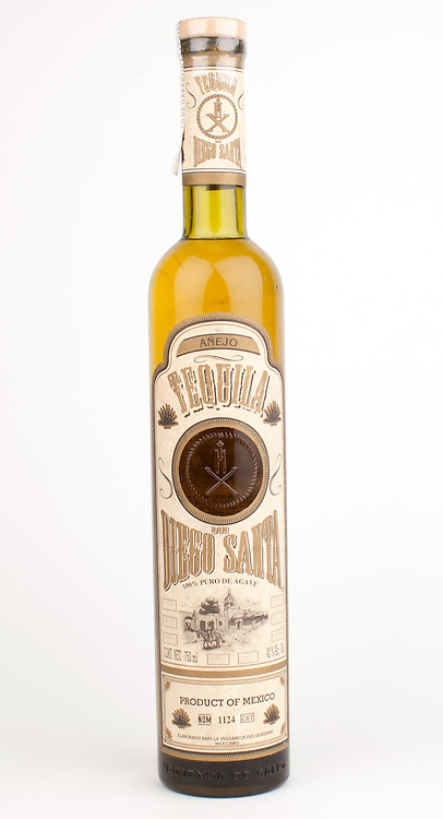 Don Diego Santa anejo -- Image originally appeared in the Tequila Matchmaker: http://tequilamatchmaker.com