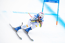19.12.2018, Saslong, St. Christina, ITA, FIS Weltcup Ski Alpin, SuperG, Damen, im Bild Marta Bassino (ITA) // Marta Bassino of Italy in action during her run in the ladie's Super-G of FIS ski alpine world cup at the Saslong in St. Christina, Italy on 2018/12/19. EXPA Pictures © 2018, PhotoCredit: EXPA/ Johann Groder