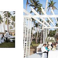 Wedding in Los Terrenas, Domenican Rebublic.