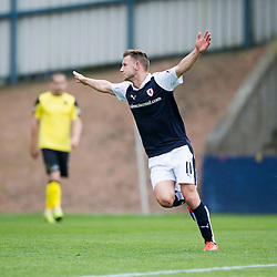 Raith Rovers 3 v 0 Livingston, SPFL Ladbrokes Premiership, 8/8/2015 at Stark's Park.