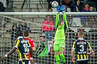 ALKMAAR - 06-02-2016, AZ - Vitesse, AFAS Stadion, 1-0, AZ keeper Sergio Rochet