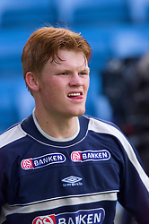 OSLO, NORWAY - Tuesday, September 4, 2001: Norway's John Arne Riise during training at the Ullevaal Stadion ahead of his side's FIFA World Cup 2002 Qualifying Group 5 match against Wales. (Pic by David Rawcliffe/Propaganda)
