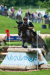Kevin McNab (AUS) - Clifton Pinot <br /> Cross Country - CCI4* Luhmühlen 2012<br /> © Hippo Foto - Jon Stroud