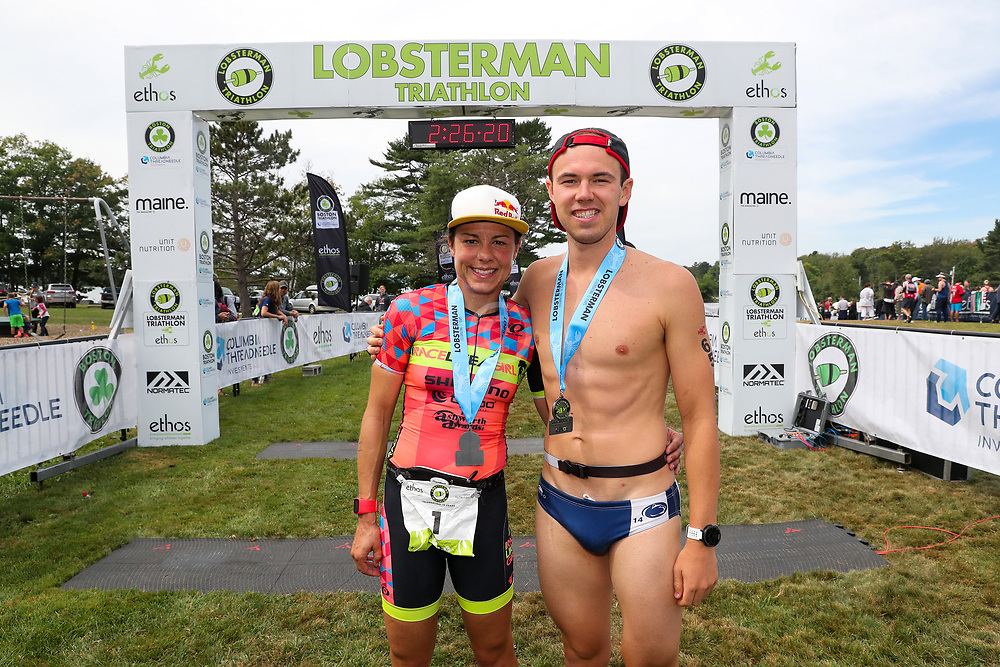 Lobsterman Triathlon