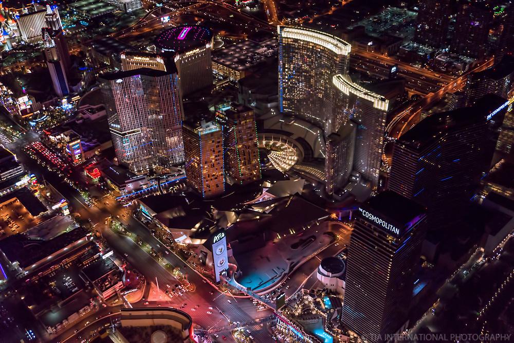 Aria City Center Complex & The Cosmopolitan Hotel
