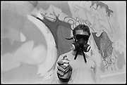 3D Spray, St. Paul's, Bristol, 1985