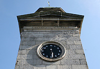 Clocktower in Enniskerry Village County Wicklow Ireland