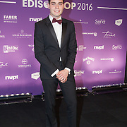 NLD/Amsterdam/20160321 - Edison Pop Awards 2016, Douwe Bob