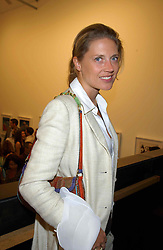 ZOE LEY at a party to celebrate the opening of an exhibition of photographs by the late Norman Parkinson held at Hamiltons gallery, 13 Carlos Place, London W1 on 14th September 2004.<br /><br />NON EXCLUSIVE - WORLD RIGHTS