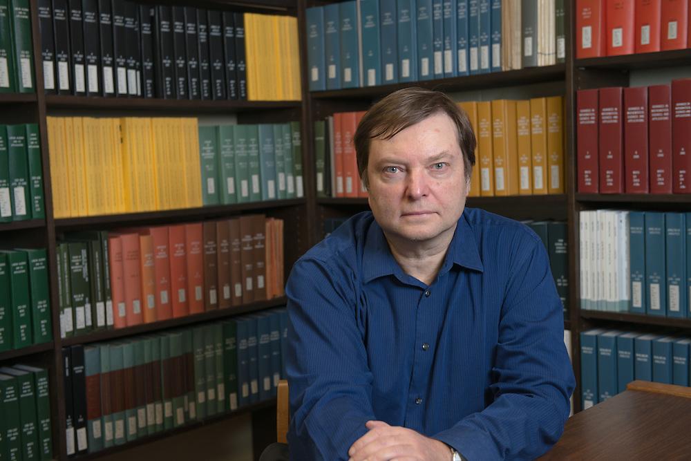 Vladimir Uspenskiy, College of Arts and Sciences, Math, Faculty