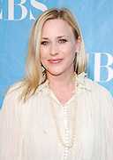 Actress Patricia Arquette poses at the CBS 2009 Upfronts at Terminal 5 in New York City, USA on May 20, 2009.