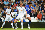 Birmingham City v Swansea City - 01 August 2017