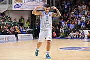 DESCRIZIONE : Eurolega Euroleague 2014/15 Gir.A Dinamo Banco di Sardegna Sassari - Nizhny Novgorod<br /> GIOCATORE : Brian Sacchetti<br /> CATEGORIA : Ritratto Esultanza<br /> SQUADRA : Dinamo Banco di Sardegna Sassari<br /> EVENTO : Eurolega Euroleague 2014/2015<br /> GARA : Dinamo Banco di Sardegna Sassari - Nizhny Novgorod<br /> DATA : 21/11/2014<br /> SPORT : Pallacanestro <br /> AUTORE : Agenzia Ciamillo-Castoria / Claudio Atzori<br /> Galleria : Eurolega Euroleague 2014/2015<br /> Fotonotizia : Eurolega Euroleague 2014/15 Gir.A Dinamo Banco di Sardegna Sassari - Nizhny Novgorod<br /> Predefinita :