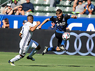 Soccer: LA Galaxy vs San Jose Eathquakes 20170827
