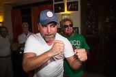 Sammy Haggar & Oscar de la Hoya