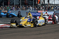 Marco Andretti, Streets of St. Petersburg, St. Petersburg, FL USA 3/30/2014