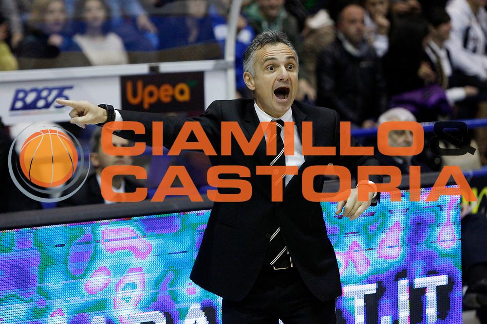 DESCRIZIONE : Capo dOrlando Lega A 2014-15 Orlandina Basket Granarolo Virtus Bologna<br /> GIOCATORE : COACH GIORGIO VALLI<br /> CATEGORIA : HEAD COACH DELUSIONE<br /> SQUADRA : Granarolo Virtus Bologna<br /> EVENTO : Campionato Lega A 2014-2015 <br /> GARA : Orlandina Basket Granarolo Virtus Bologna<br /> DATA : 01/02/2015<br /> SPORT : Pallacanestro <br /> AUTORE : Agenzia Ciamillo-Castoria/G.Pappalardo<br /> Galleria : Lega Basket A 2014-2015<br /> Fotonotizia : Capo dOrlando Lega A 2014-15 Orlandina Basket Granarolo Virtus Bologna