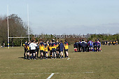 Basingstoke RFC under 14s v US Portsmouth. Down Grange. 19-03-2006.