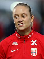 International Women's Friendly Matchs 2019 / <br /> Norway v Canada 0-1 ( La Manga Club - Cartagena,Spain ) - <br /> Lisa Fjeldstad Naalsund of Norway