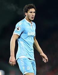 Ramadan Sobhi of Stoke City - Mandatory by-line: Matt McNulty/JMP - 27/12/2016 - FOOTBALL - Anfield - Liverpool, England - Liverpool v Stoke City - Premier League