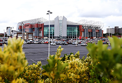 A general view of Old Trafford - Mandatory by-line: Matt McNulty/JMP - 17/09/2017 - FOOTBALL - Old Trafford - Manchester, England - Manchester United v Everton - Premier League