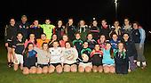 Girls U14 rugby team