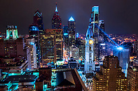 Center City, Philadelphia (Night)