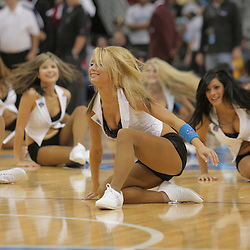 05 November 2008: New Orleans Hornets Honeybee dancers during the first half of a NBA game between the New Orleans Hornets and the Atlanta Hawks at the New Orleans Arena in New Orleans, LA..