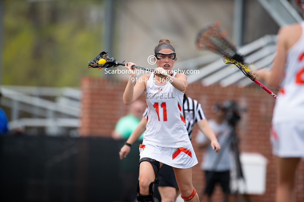 2018 Campbell University Lacrosse vs Radford
