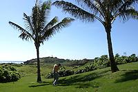 Ben Curtis, PGA Grand Slam, Poipu Bay, Hawaii, December 2003