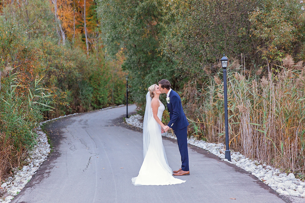 Leanne & Tyler's Autumn Whistlebear Wedding