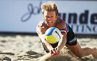 Volleyball Sandvolleyball Beachvolleyball<br />Swatch FIVB World Tour Conoco Phillips Grand Slam<br />Stavanger 270608<br />Foto: Sigbjørn Andreas Hofsmo, Digitalsport<br /><br />Bjørn Maaseide