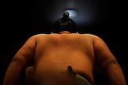 Sumo fights in Tokyo