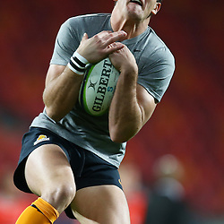 PORT ELIZABETH, SOUTH AFRICA - MAY 27: Emiliano Boffelli of the Jaguares during the Super Rugby match between Southern Kings and Jaguares at Nelson Mandela Bay Stadium on May 27, 2016 in Port Elizabeth, South Africa. (Photo by Steve Haag/Gallo Images)