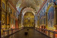 Iglesia Santa Clara church in La Candelaria aera Bogota capital city of Colombia South America