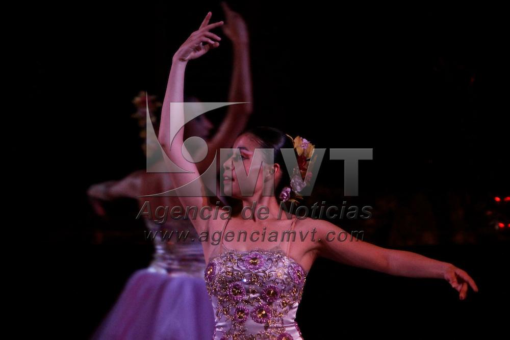 Toluca, Mex.- El  Grupo de Danza Cl&aacute;sica del Instituto Mexiquense de Cultura y la Orquesta Filarm&oacute;nica de Toluca se presentaron con gran &eacute;xito con la obra de teatro &ldquo;El Cascanueces&rdquo;  en el Centro Cultural Universitario &ldquo;Casa de las Diligencias&rdquo;. Agencia MVT / Crisanta Espinosa. (DIGITAL)<br /> <br /> NO ARCHIVAR - NO ARCHIVE