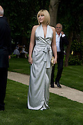 ANASTASIA VIRGANSKAYA. Raisa Gorbachev Foundation Party, at the Stud House, Hampton Court Palace on June 7, 2008 in Richmond upon Thames, London,Event hosted by Geordie Greig and is in aid of the Raisa Gorbachev Foundation - an international fund fighting child cancer.  7 June 2008.  *** Local Caption *** -DO NOT ARCHIVE-© Copyright Photograph by Dafydd Jones. 248 Clapham Rd. London SW9 0PZ. Tel 0207 820 0771. www.dafjones.com.