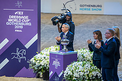 De Vos Ingmar, BEL<br /> LONGINES FEI World Cup™ Finals Gothenburg 2019<br /> © Hippo Foto - Dirk Caremans<br /> 06/04/2019