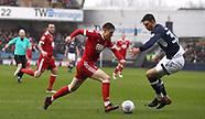 Millwall v Nottingham Forest - 30 March 2018