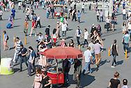 Turkey. Istambul. taksim district. Quartier de taksim
