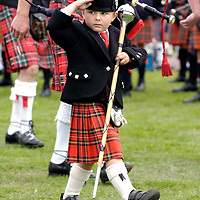 The World Pipe Band Championships 2006, at Glasgow Green..Newsquest Media Group