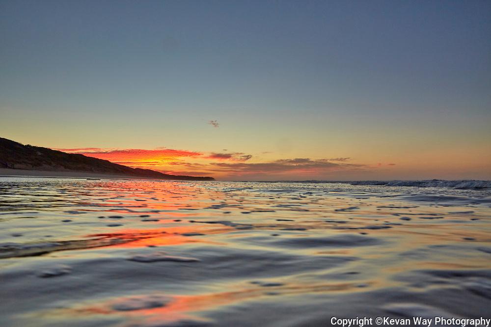 13th Beach at sunrise