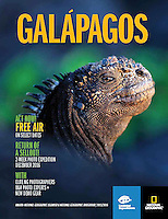 Linblad Expeditions / National Geographic Galapagos brochure cover 2015/16