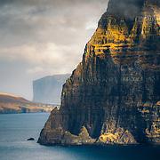 Kunoyarnakkur, Kunoy, Faroe Islands.